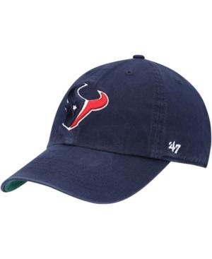 47 Brand Houston Texans Franchise Logo Fitted Cap