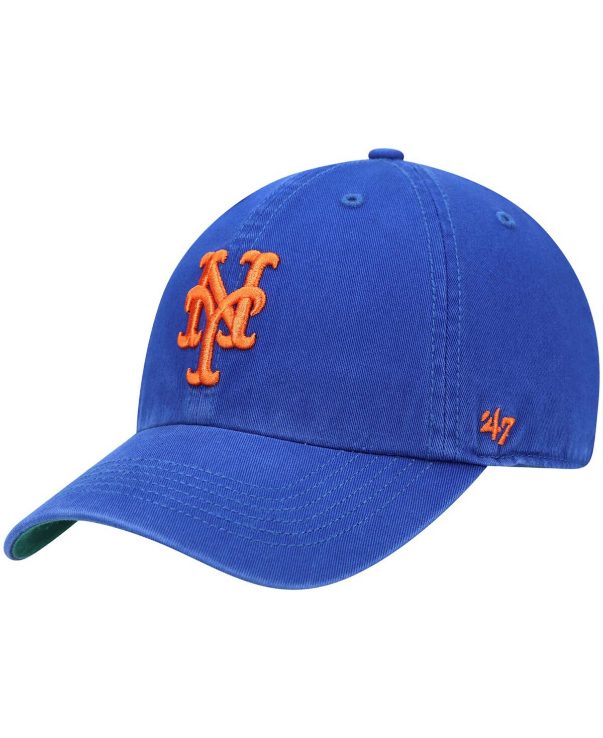 47 Brand Mens New York Mets Home Team Franchise Cap
