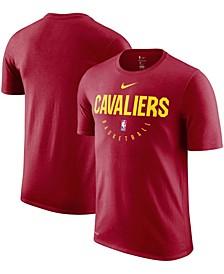 Men's Cleveland Cavaliers Practice Legend Performance T-Shirt