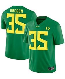 Men's #35 Oregon Ducks Game Jersey