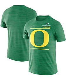 Men's Oregon Ducks 2021 Sideline Velocity Performance T-Shirt