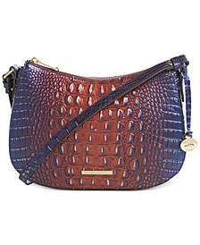 Shayna Ombre Melbourne Leather Crossbody