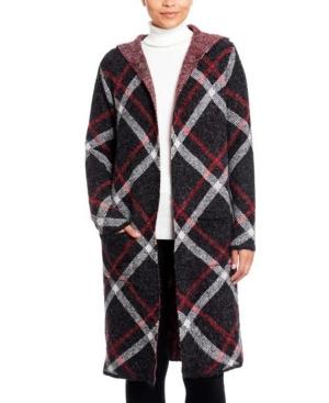 Women's Hooded Coatigan