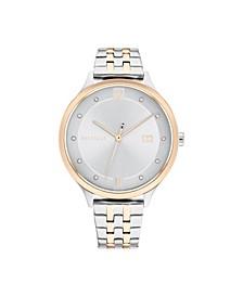 Women's Two-Tone Stainless Steel Bracelet Watch 38mm