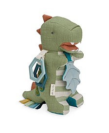 Link Love Activity Dinosaur Plush Toy