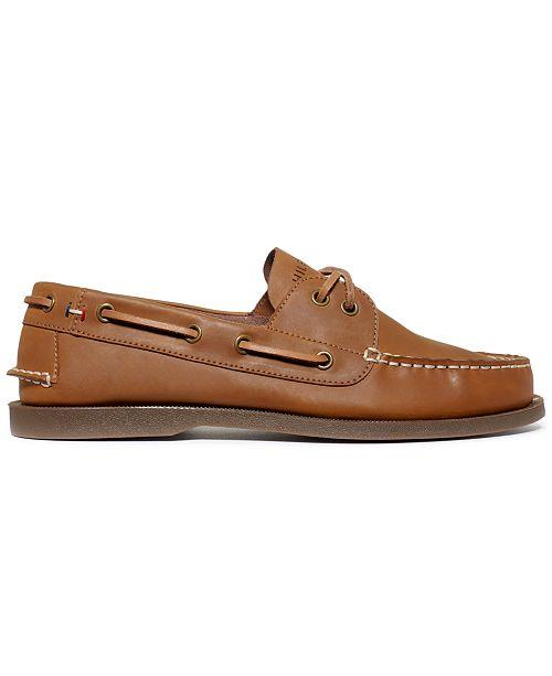 b1e33dfe7 Tommy Hilfiger Men s Bowman Boat Shoes   Reviews - All Men s Shoes ...