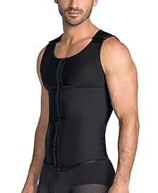 Men's Firm Shaper Vest with Back Support