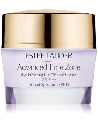 Advanced Time Zone Age Reversing Line/Wrinkle Creme Oil-Free Broad Spectrum SPF 15, 1.7 oz.