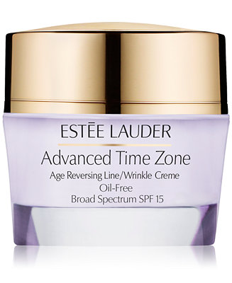Advanced Time Zone Age Reversing Line/Wrinkle Creme SPF 15 by Estée Lauder #4