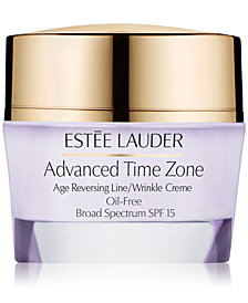 Estée Lauder Advanced Time Zone Age Reversing Line/Wrinkle Creme Oil-Free Broad Spectrum SPF 15, 1.7 oz.