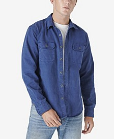 Men's Miter Workwear Canvas Shirt