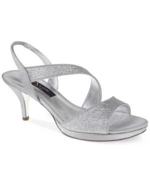 Nina Newark Evening Sandals Women's Shoes 1036878