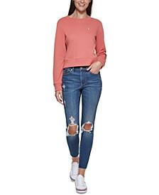 Linear Logo Sweatshirt