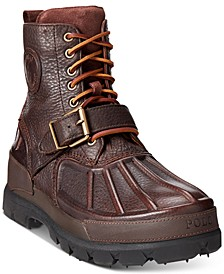Men's High Lace-Up Boots