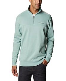 Men's Hart Mountain II Quarter-Zip Fleece Sweatshirt