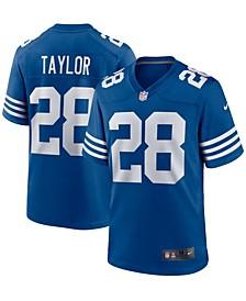 Men's Jonathan Taylor Royal Indianapolis Colts Alternate Game Jersey