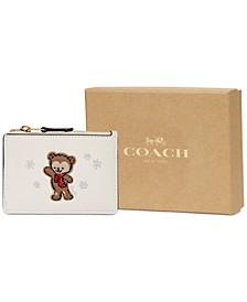 Boxed Mini Leather ID Case