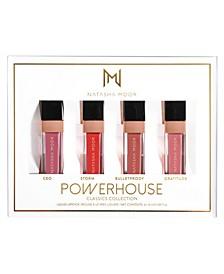 4-Pc. Powerhouse Classics Collection Mini Molten Matte Set
