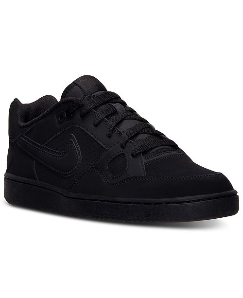 on sale e4323 9dc3f ... Nike Men s Son Of Force Casual Sneakers from Finish ...