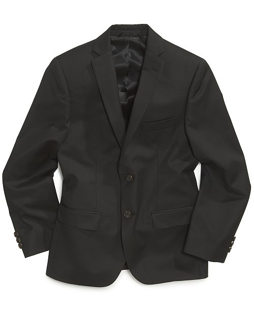Lauren Ralph Lauren Little Boys Solid Suit Jacket