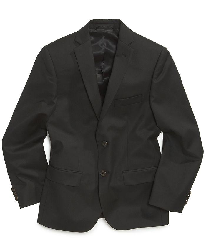 Lauren Ralph Lauren - Little Boys' Solid Suit Jacket