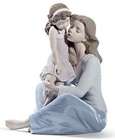 Lladro Mommy's Little Girl Figurine