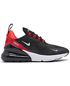 Big Boy's Air Max 270 Casual Sneakers from Finish Line