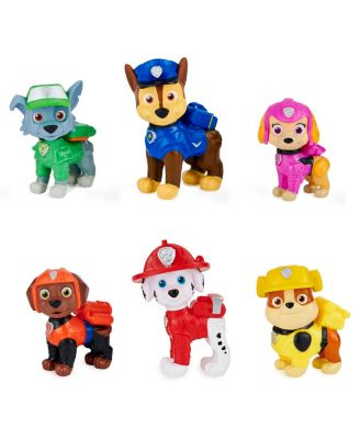 Paw Patrol Movie Pups Gift Pack with 6 Collectible Toy Figures Kids Toys for Ages 3 and up