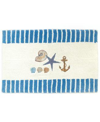 "Bath Accessories, Antigua 20"" x 30"" Bath Rug"