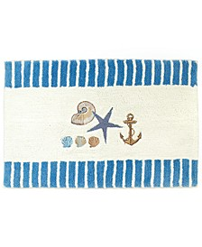 "Bath Accessories, Antigua 20"" x 30"" Bath Rug"