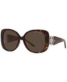 Women's Sunglasses, RL8196Bu 55