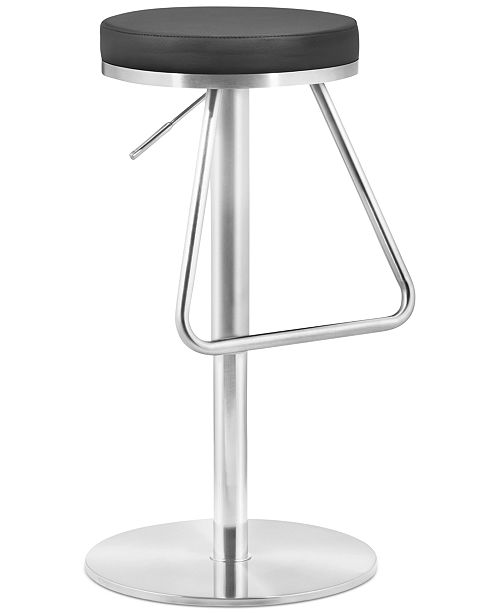 American Heritage Billiards Cyclone Bar Stool, Quick Ship