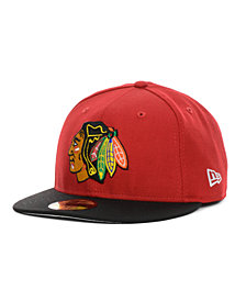 New Era Chicago Blackhawks Basic 59FIFTY Cap