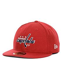 New Era Washington Capitals Basic 59FIFTY Cap