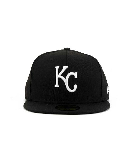 the best attitude 70fbb 89e97 ... New Era Kansas City Royals MLB B-Dub 59FIFTY Cap ...
