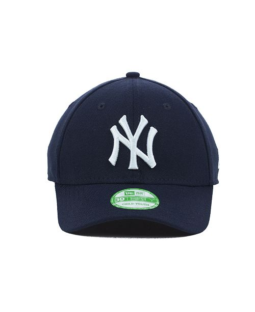 size 40 48178 f2525 ... New Era New York Yankees Team Classic 39THIRTY Kids  Cap or Toddlers   ...