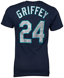 Majestic Men's Seattle Mariners Ken Griffey Jr. Player T-Shirt