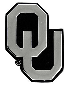 Stockdale Oklahoma Sooners Auto Sticker