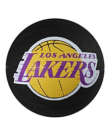 Los Angeles Lakers Size 3 Primary Logo Basketball
