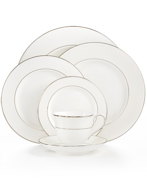 Lenox Opal Innocence Stripe Collection