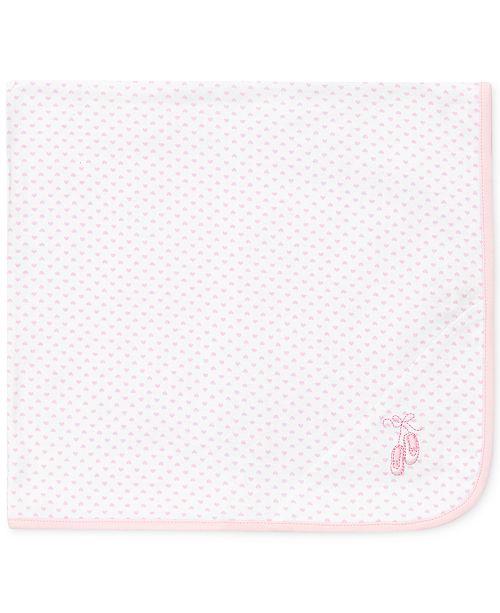 Little Me Baby Girls Prima Ballerina Blanket