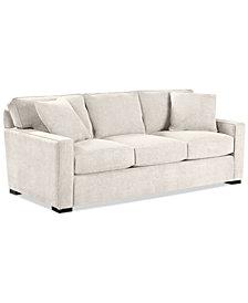 "Radley 86"" Fabric Sofa - Custom Colors, Created for Macy's"