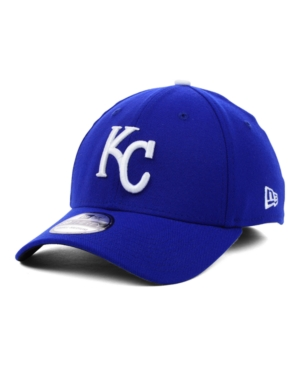 New Era Kansas City Royals Mlb Team Classic 39THIRTY Cap