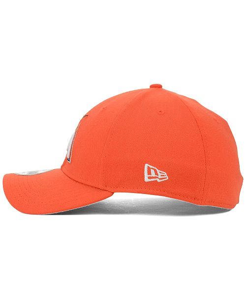 official photos 39865 55fc6 New Era Miami Marlins MLB Team Classic 39THIRTY Stretch-Fitted Cap ...