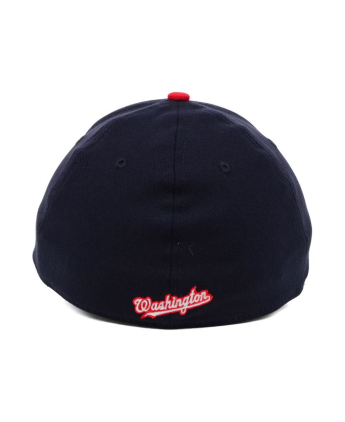 New Era Washington Nationals MLB Team Classic 39THIRTY Stretch-Fitted Cap & Reviews - Sports Fan Shop By Lids - Men - Macy's