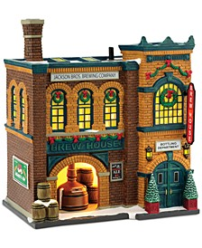 Christmas in the City Brew House Collectible Figurine