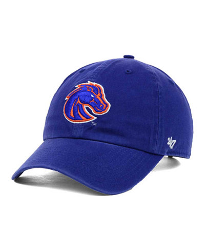 '47 Brand Boise State Broncos Clean-Up Cap