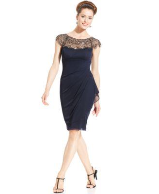 Xscape Short Dresses