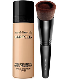 bareMinerals bareSkin Collection