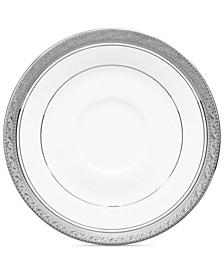 Dinnerware, Crestwood Platinum Saucer